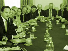 Cameron's Cabinet