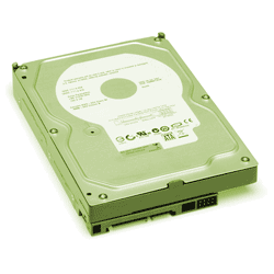 3.5 inch SATA drive