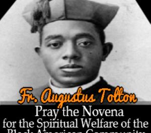 Novena for the Spiritual Welfare of the Black American Community