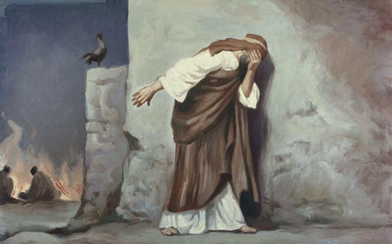 Luke 22:14 – 23:56 – Peter and the Apostles' Denial