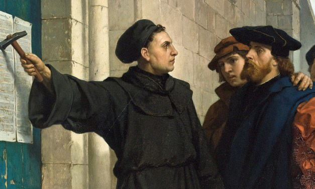 500 Years of Protestantism: The 38 Most Ridiculous Things Martin Luther Ever Wrote