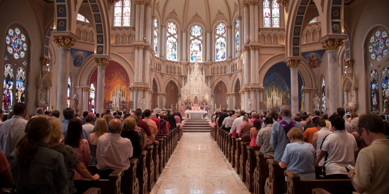 The Mass (Not Social/Civic Action) is the Essence of the Church