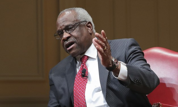 The Justice Clarence Thomas Planned Parenthood Dissent
