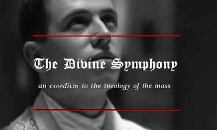 Introduction to the Theology of the Catholic Mass (The Sign of Peace)