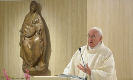 Pope Francis vs. Psalm 22: Did Jesus Commit Blasphemy?