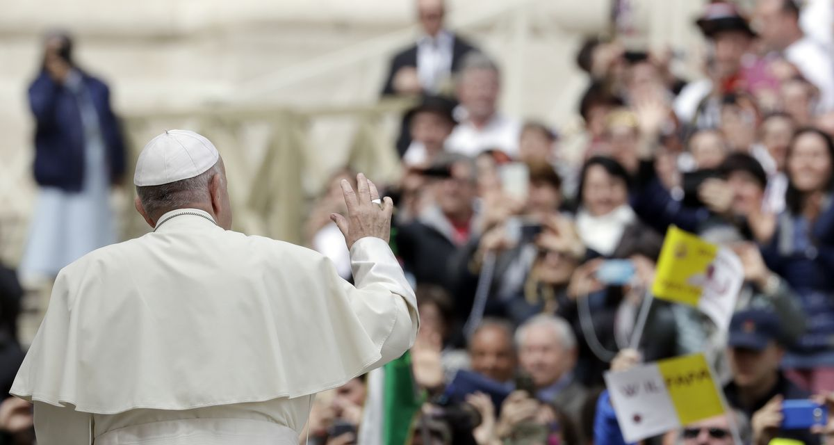 The End of the Papal Cult: What Pope Francis is Teaching Faithful Catholics