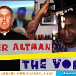 Pantomime Reaction to Father Altman on The Vortex 🍿🥃🚬