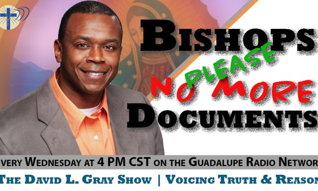 Voicing Truth and Reason – Episode 20 (Pointless Bishop Documents / LGBTism is Eugenics / Rizzy B – That Black Catholic Chic)