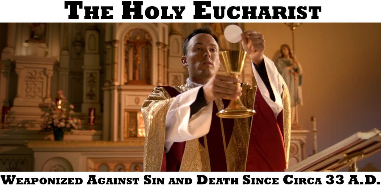 "The Catholic Church Advances to Adopt ""Open Communion"""