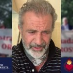 Mel Gibson Stands With Canceled Priests!