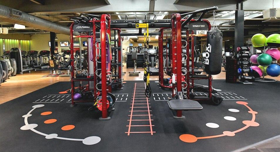 Exercise Fitness Worthing David Lloyd Clubs