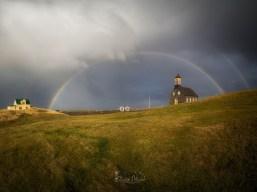 Hvalsneskirkja, Islandia