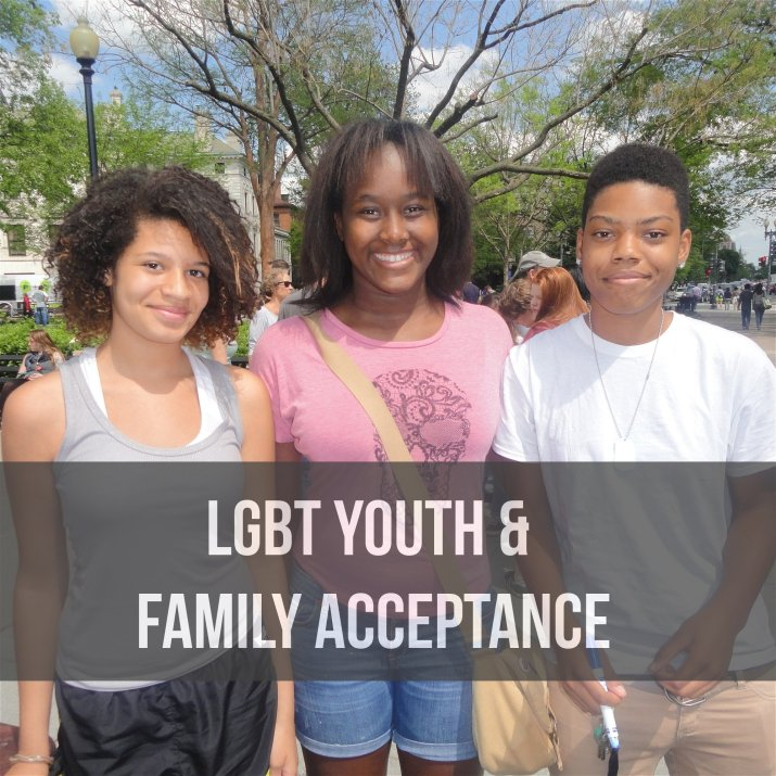 LGBT Youth and Family Acceptance