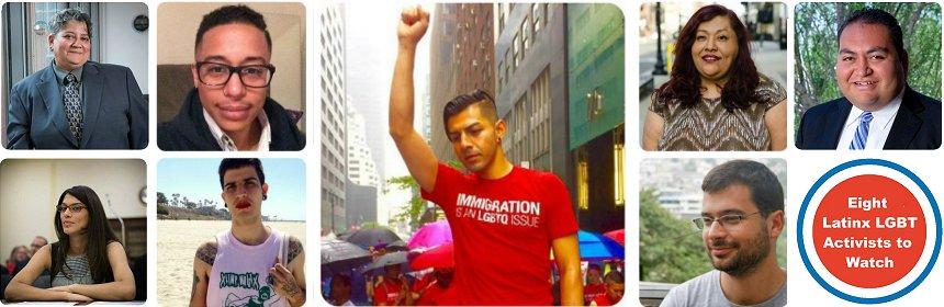 Latinx LGBT Activists