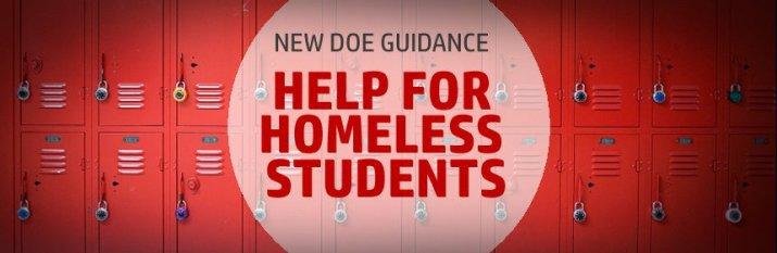 DOE Guidance on Homeless Youth