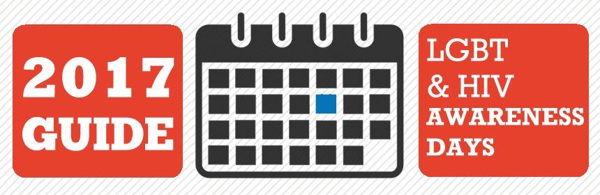 2017 Queer Event Calendar