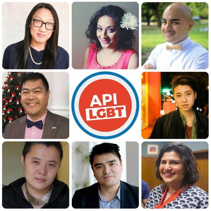 Queer Asian Voices