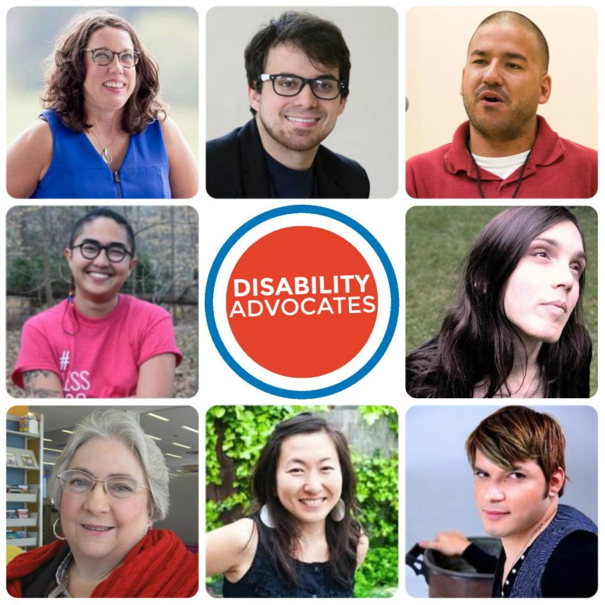LGBTQ Disability Advocates