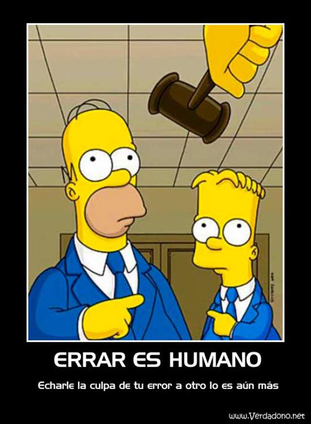 errar-es-humano_simpsons