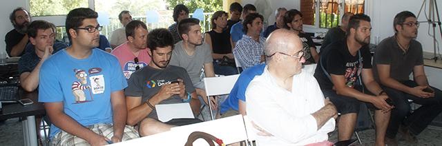 Resumen del encuentro de programadores Betabeers Córdoba Vol. 8