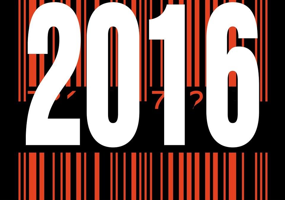 Feliz año 2016 a todos/as