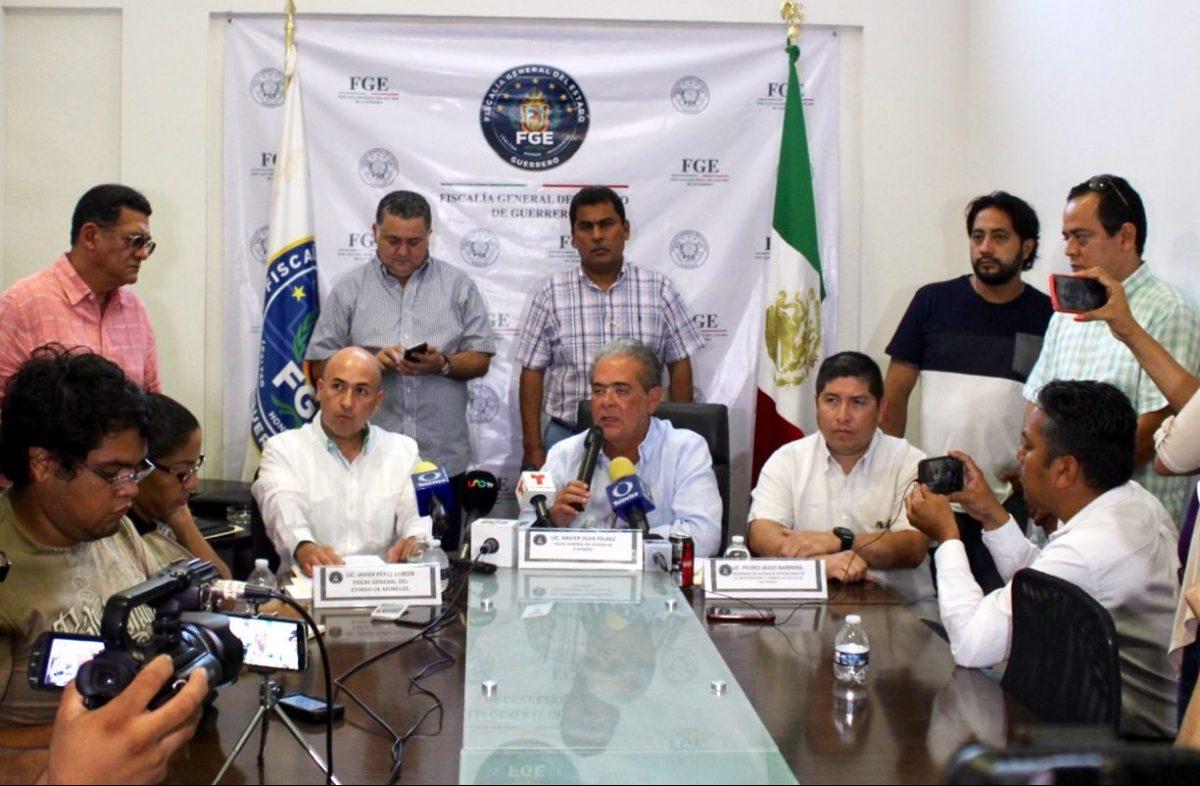 Fiscalía de Guerrero asume investigación del paradero de montadores