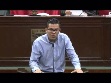 Insiste legislador del PES en desaparecer fuero y dinero a partidos