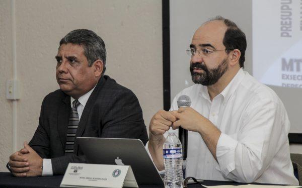 Anuncia UAEM suspensión de actividades por falta de recursos