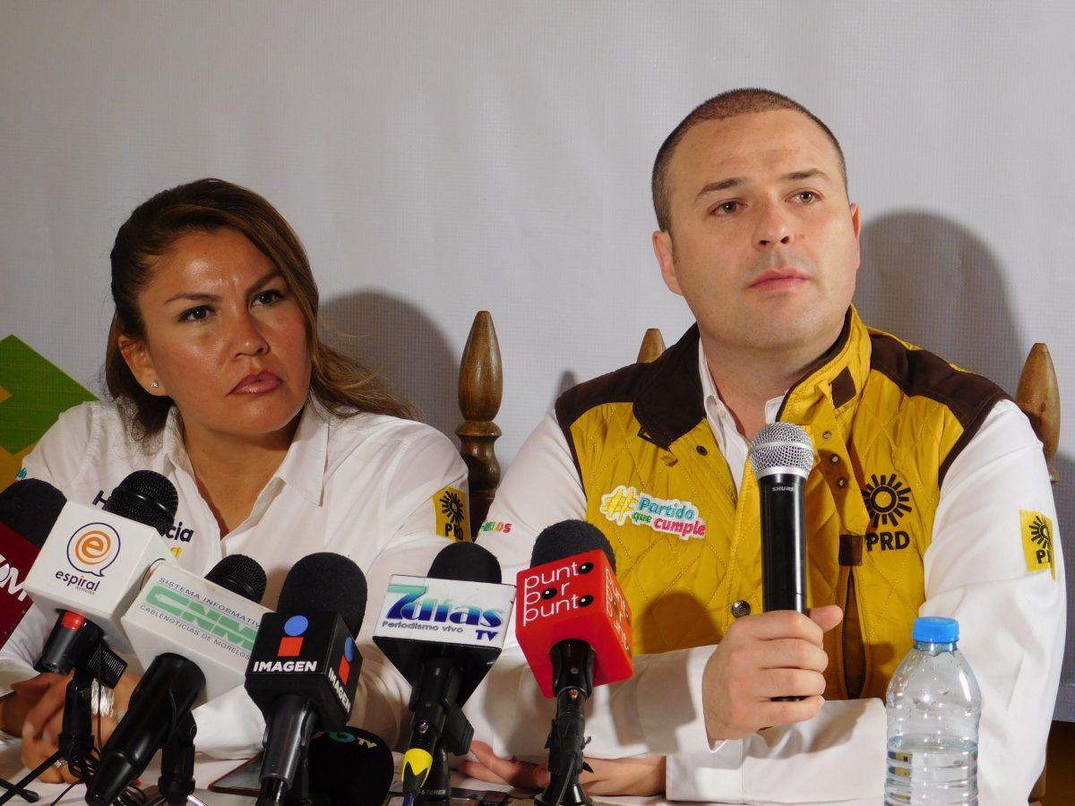 Detienen a ex rector de la Universidad de Morelos