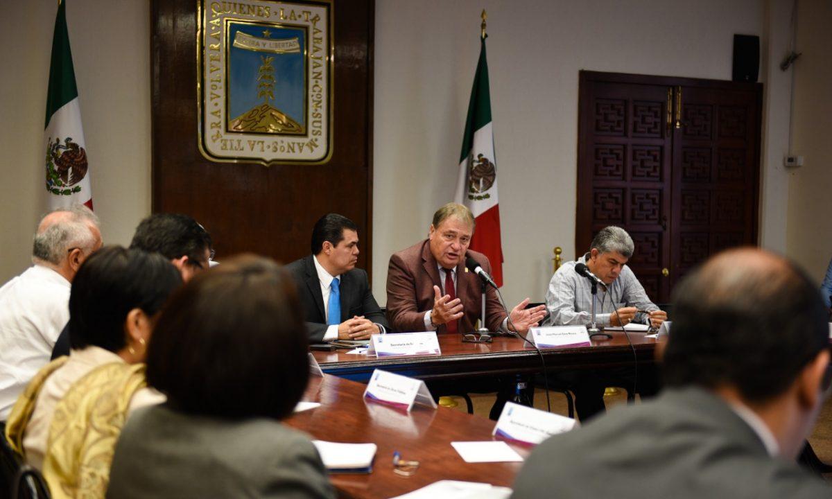 Anuncian acciones penales contra colaboradores del ex gobernador Graco Ramírez