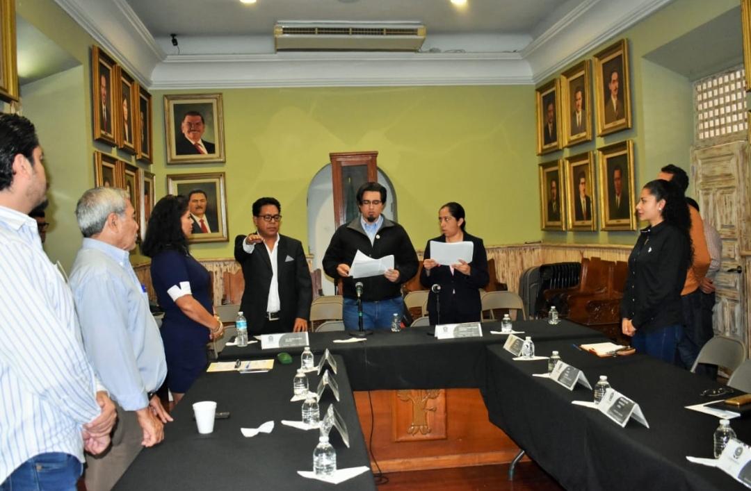 Asume la dirección Oscar Linares del Instituto de Cultura de Cuernavaca