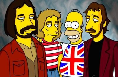 Los Simpson & Rock