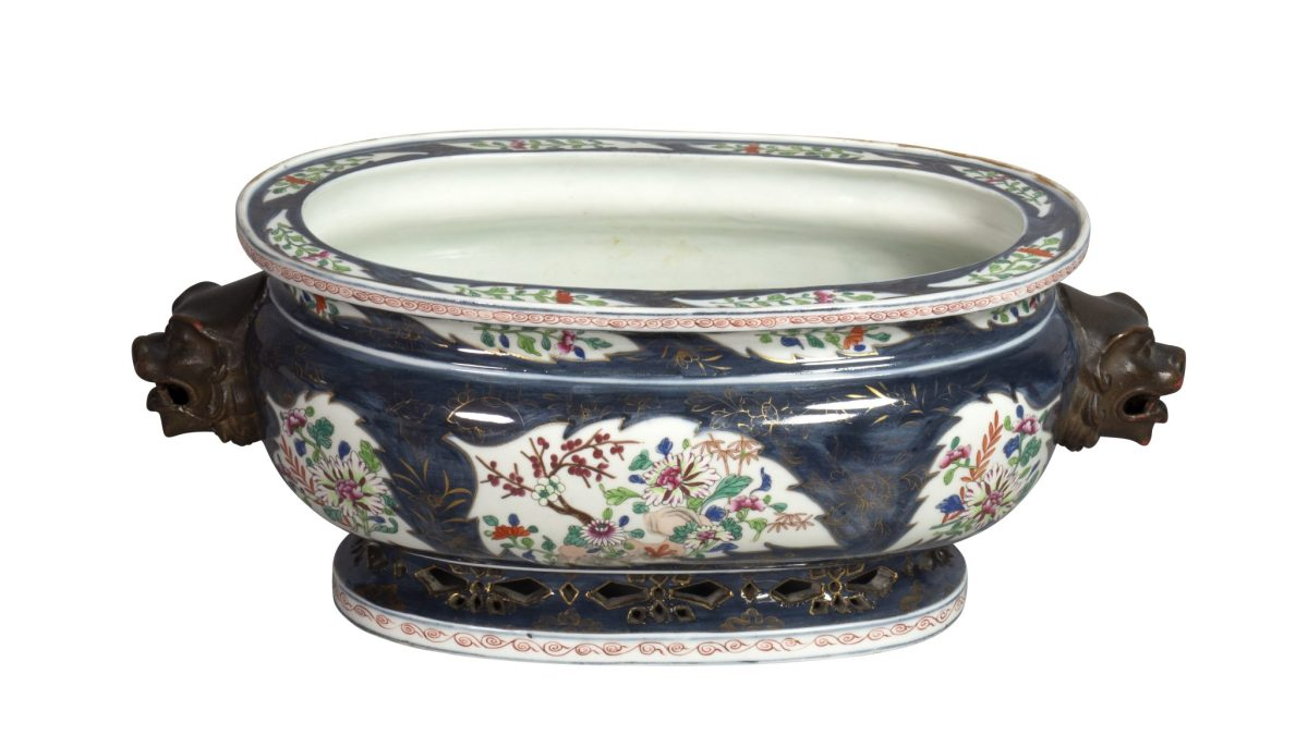 Samson Chinese Export Style Basin Cooler