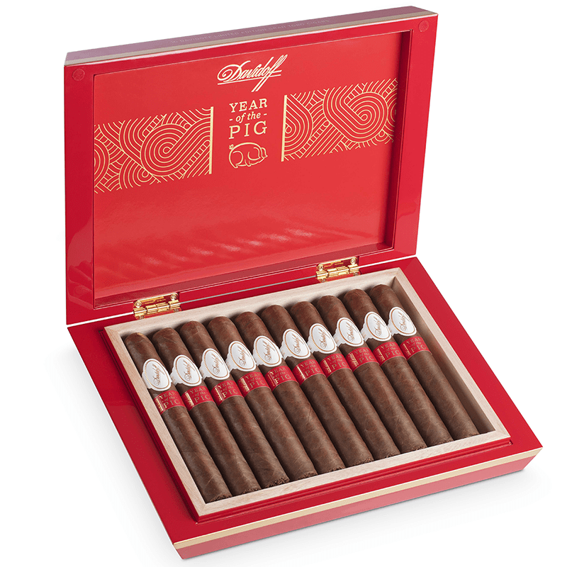 Davidoff Year of the Pig Box