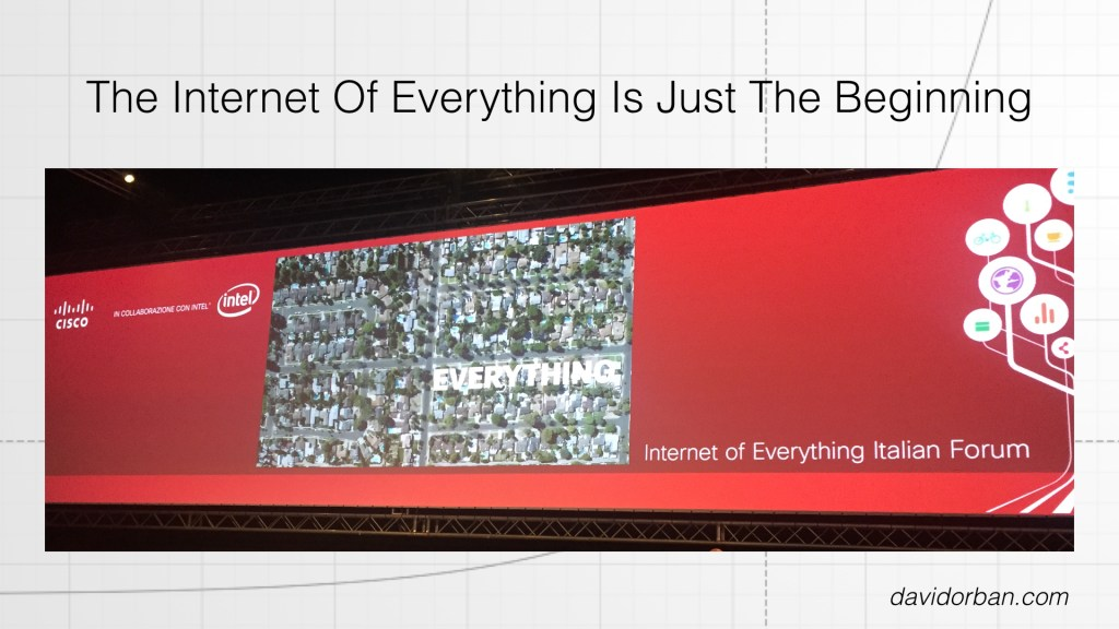 The Internet Of Everything Is Just The Beginning