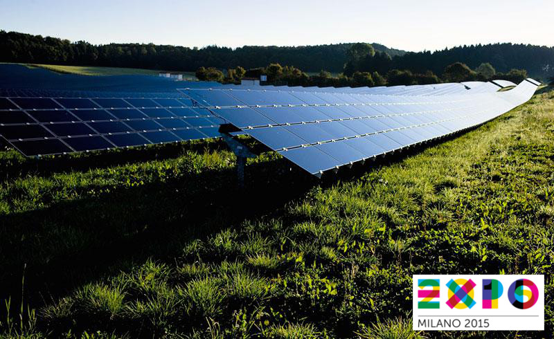 L'energia solare è in crescita esponenziale. Ecco come e perché ci darà cibo
