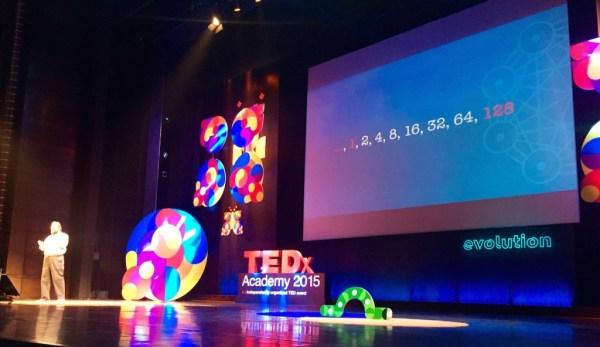 TEDx Academy Speaking