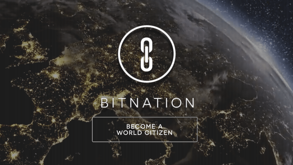 Becoming A World Citizen With Bitnation