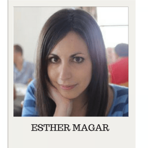 Esther magar escritor seudónimo