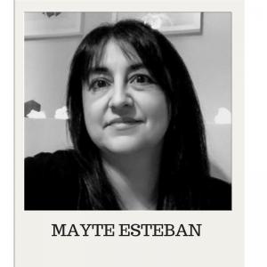 mayte esteban escritor seudónimo