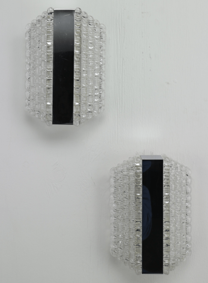 mid century modern wall lights by