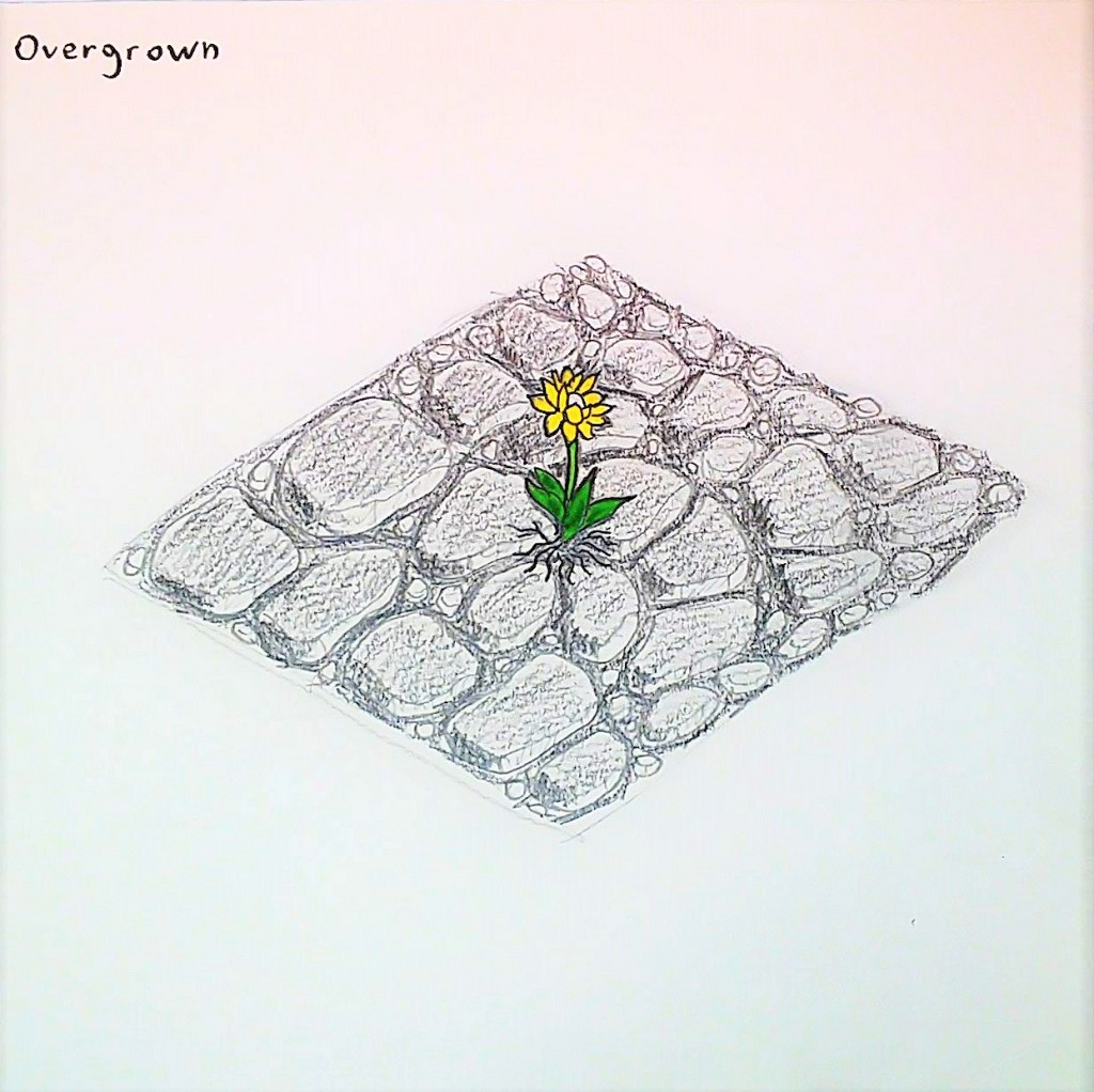Overgrown (Inktober 2019 – Fourteen)