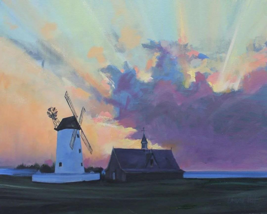 Windmill at Lytham St Anne's 2