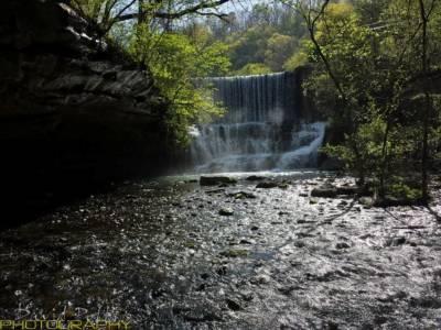 Mirror Lake Falls 2