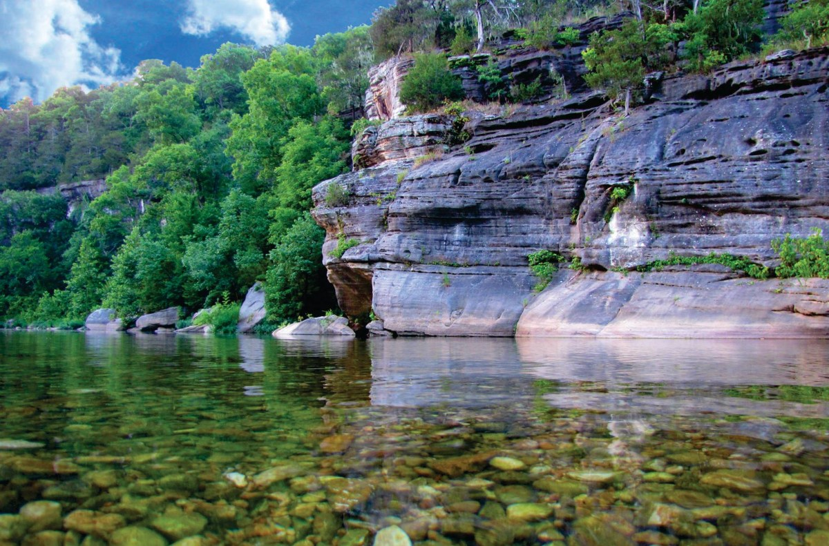 Sylamore Creek
