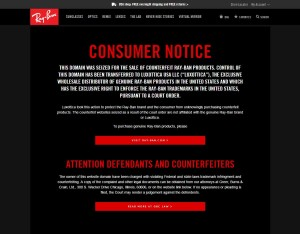 Brand-Enforcement---Ray-Ban-Official-Site---USA