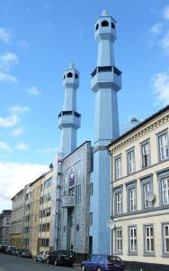 La moschea di Oslo - Foto Wikipedia