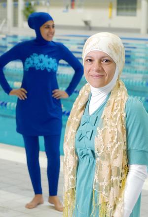 Aheda Zanetti, ideatrice del burkini.
