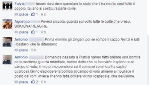 """I commenti nel gruppo """"Club Luigi Di Maio"""""""
