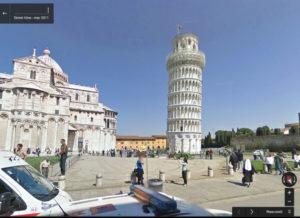 "La Torre di Pisa da una ""certa prospettiva"""